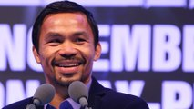 Manny Pacquiao Impressively Does Hilarious Scottish Accent