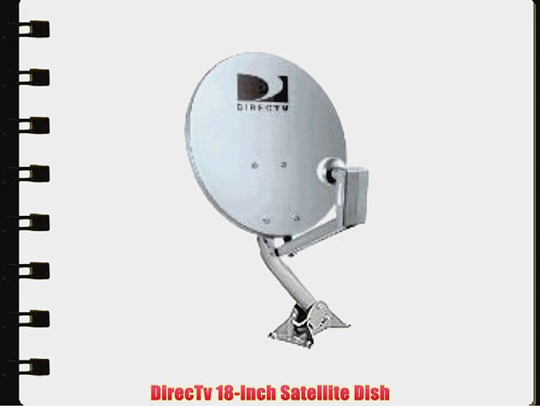 Directv 18-Inch Satellite Dish Antenna