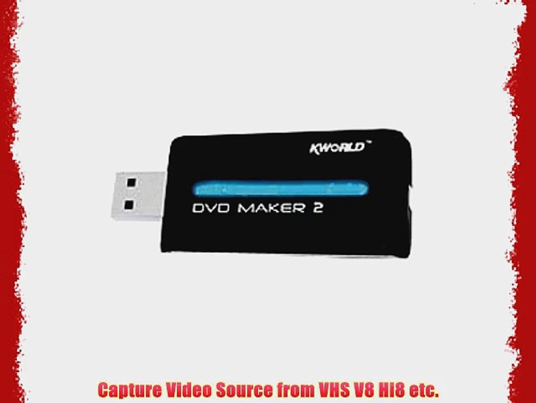 KWORLD DVD MAKER USB2 0 DRIVERS DOWNLOAD (2019)