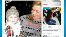 Kelly Clarkson Takes Baby Daughter River Rose on a Night Out on the Town in NYC