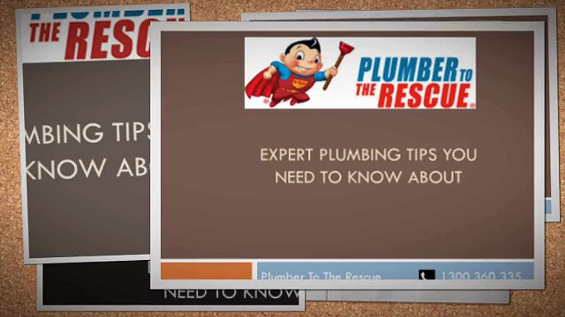 Plumbing Tips From Plumber To The