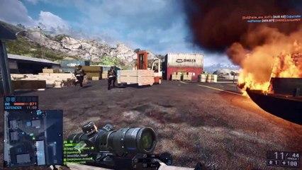 Battlefield Hardline Mode compétitif Crosshair de Battlefield : Hardline