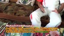 Captain-Muhammad Younas-Pakistani Athlete