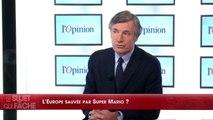 Duel Beytout/Joffrin : L'Europe sauvée par Super Mario ?