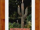 Desert Steel Desert Steel Saguaro Cactus Torch Metal 6.5 ft.
