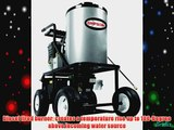 Simpson King Brute KB3028 2.8 GPM Briggs and Stratton Gas/Diesel Powered Hot Water Heavy Duty