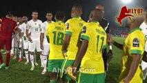 ملخص مباراة الجزائر 3 - 1 جنوب إفريقيا أمم إفريقيا 2015 - المجموعة الثالثة - 19 يناير 2015