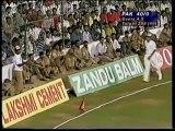 World Cup Cricket 1996 India v Pakistan Highlights
