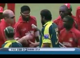 Inzamam-ul-Haq farewell to ODI Cricket World Cup 2007