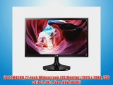 LG 22M45HQ 22-inch Widescreen LED Monitor (1920 x 1080 250 cd/m2 5M:1 5ms VGA/HDMI)