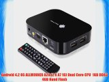 Keedox? Dual Core Android 4.2 Smart TV Box XBMC Media Player 1080P WIFI HDMI XBMC Netflix YOUTUBE