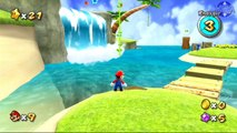 Super mario galaxy gameplay cuisine, plage saladier, scintillements au fond des mers(720p_H.264-AAC)