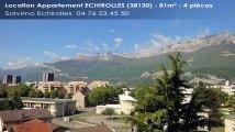A louer - appartement - ECHIROLLES (38130) - 4 pièces - 81m²