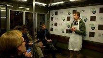 Un concours d'entrepreneurs dans les ascenseurs de la Tour Eiffel