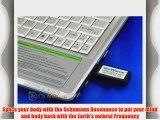 QuWave USB Computer TV WiFi Harmonizer Scal ar Wave EMF Shield Generator For Emf Protection