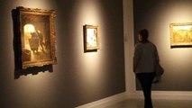 Mons: présentation de l'exposition Van Gogh à la presse, aux musée des beaux arts