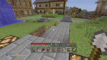 Minecraft Xbox- Survival Lets Play - Part 16 [XBOX 360 EDITION] The Fall - W_Commentary