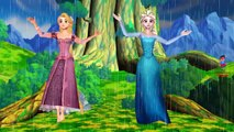Elsa Rain Rain Go Away Children Nursery Rhymes _ Frozen Songs Rain Rain Go Away Rhymes for Babies