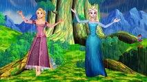 Elsa Rain Rain Go Away Children Nursery Rhymes _ Frozen Songs Rain Rain Go Away Rhymes for Babies