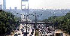 FSM Köprüsü'nde 4 Gişe, Geçişe Kapatılıyor