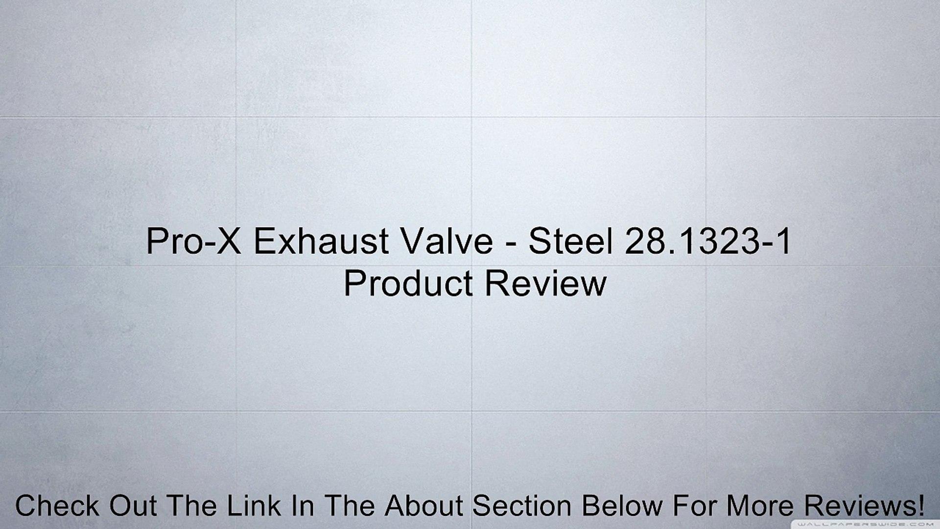 Exhaust Valve Steel~ Pro-X 28.2487-1