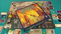 "Vidéorègle #388: Le jeu de société ""Euphoria"""