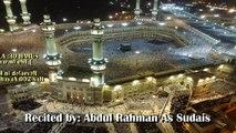 SURAH AL IMRAN [Chapter 03] Recited by AbdulRahman As Sudais
