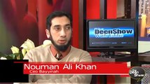 Why am I To Blame If God Already Knows What I'm Going to Do-  Nouman Ali Khan