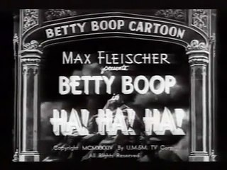 Betty Boop Cartoon Banned For Drug Use 1934