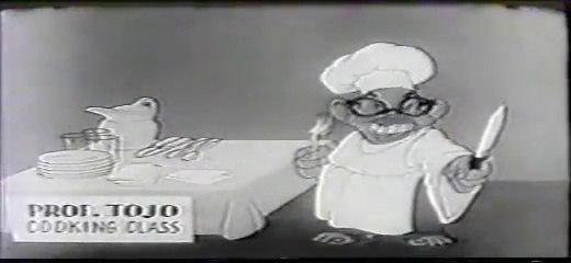 Banned Cartoons Anti japanese propaganda - Tokio Jokio - 1943