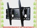 VideoSecu Tilting Plasma LCD TV Wall Mount Bracket for LG 37 42 47 50 inch 37LC7D 37LG30 37LG30DC