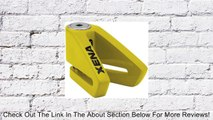 XENA X-2 DISC LOCK YELLOW - Motorcycle Disc Lock Review
