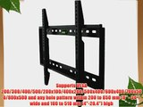 VideoSecu Black New Extra Large Plasma LCD TV Wall Arm Mount for Philips 37 37PF7321D/37 37PF7320A