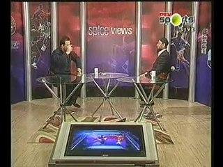 Saqlain Mushtaq Tells The Funny Story Of Shoaib Akhter