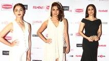'60th Filmfare Awards' 2015 | Red Carpet | Priyanka Chopra | Shahid Kapoor