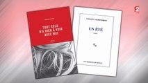 Mots - Deux livres gracieux d'amour et de chagrin, très modernes tous les deux!