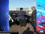 Dunya News- Imran Khan and Reham Khan returning  After perfoming Umrah