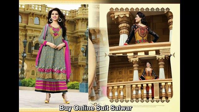 Buy Salwar Suits   Ladies Salwar Suits   Latest Salwar Suit