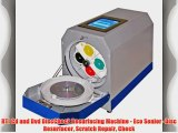 RTI Cd and Dvd DiscCheck Resurfacing Machine - Eco Senior -Disc Resurfacer Scratch Repair Check