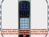 Remote Control Replacement For Harman/kardon AVR130 AVR140 AVR154