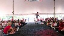Dean Z sings His Latest Flame at Elvis Week 2013 video