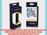 HDMI WiFi Airplay Miracast Dongle Media Wireless DLNA Ezcast TV Stick for Android Smartphone