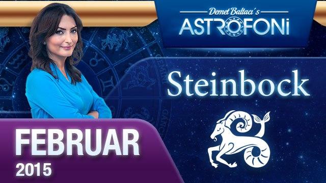 Monatliche Horoskope zum Sternzeichen Steinbock ( Februar 2015)