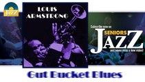 Louis Armstrong - Gut Bucket Blues (HD) Officiel Seniors Jazz