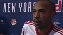 """Foot : Thierry Henry, """"le PSG, c'est du costaud"""""""