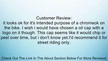 Suzuki Oil Cap - Chrome - GSXR 600 750 1000 1300 Hayabusa Katana Bandit SV GSX R Review