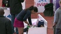 TENNIS - WTA - STRASBOURG - Bartoli doit réagir