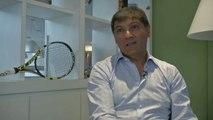 TENNIS - RG (H) - Toni Nadal, des souvenirs plein la tête.