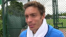TENNIS - WIMBLEDON (H) - Mahut : «Vite redescendre»