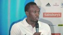 ATHLE - DOPAGE - Bolt : «Je suis propre»